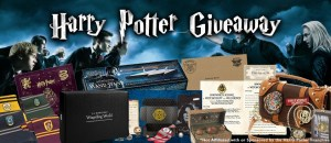 GenreBuzz.com Harry Potter Giveaway