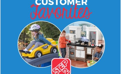 STEP 2 Customer Favorites Sweepstakes