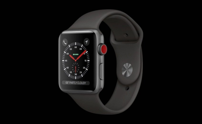 Apple Watch Series 3 with GPS + Cellular