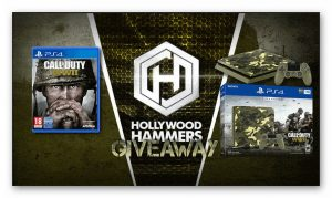 PS4 Limited Edition Call of Duty: WWII Bundle Giveaway