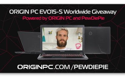 Origin PC EVO15-S Worldwide Giveaway