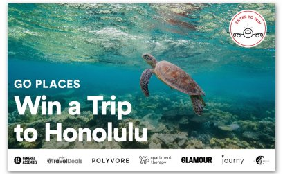 Win a Trip to Honolulu