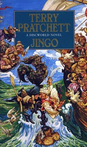 Win a Signed Jingo Novel by Terry Pratchet