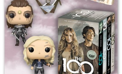 The 100 Books and More Giveaway