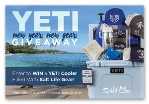 Yeti New Year Giveaway