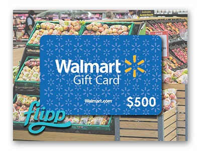 Win a $500 Walmart Gift Card - Ends April 20th