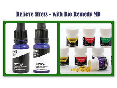 BioRemedies MD National Stress Awareness Month sweepstakes