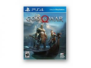 Win a Digital Code for God of War PS4 Edition