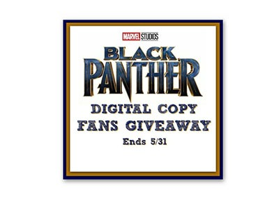 Black Panther Fans Giveaway