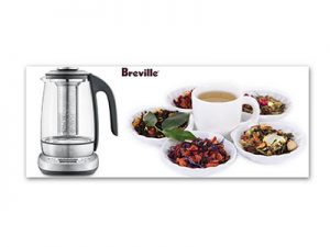 Win a Breville Smart Tea Infuser