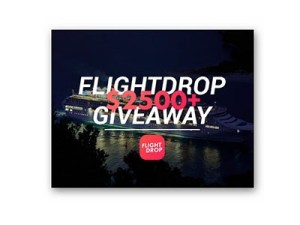 Win a Trip for 2 to Paris, London, or Flightdrop Top Deal Trip