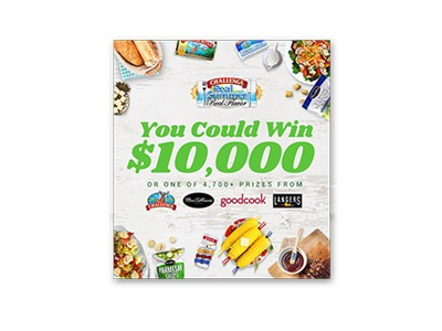 Real instant win sweepstakes
