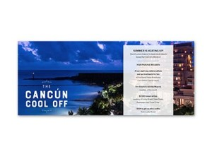 Lucky Brand Cancun Cool Off Sweepstakes