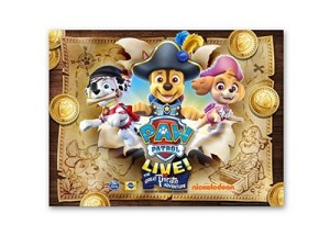 Win 4 Tickets to see PAW Patrol Live in South Florida