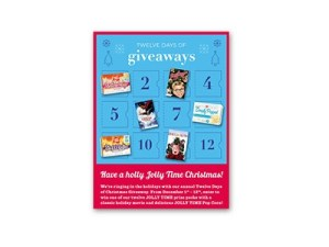 JOLLY TIME 12 Days of Christmas Giveaway