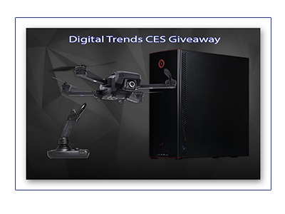 Digital Trends CES Giveaway