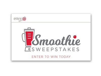 Envy Apples Smoothie Sweepstakes