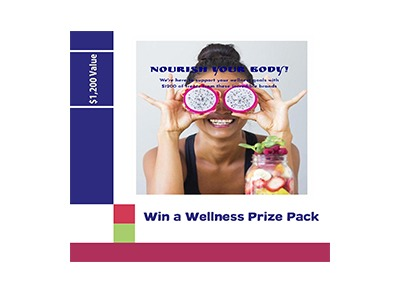 Win a Wellness Prize Pack