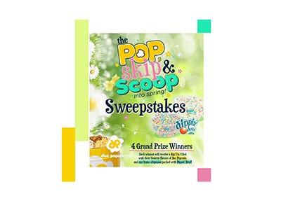 Dippin' Dots Pop Skip & Scoop Sweepstakes