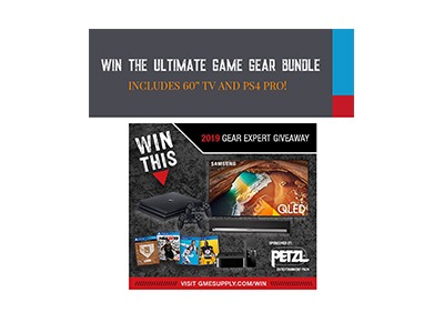 Ultimate Game Gear Giveaway- Ends May 6th - Golden Goose