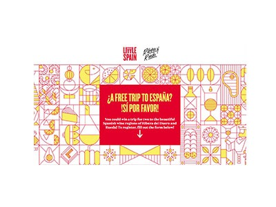 Little Spain Sweepstakes