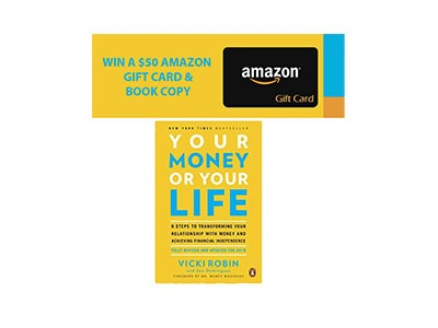 Personal Finance Book Gift Card Giveaway