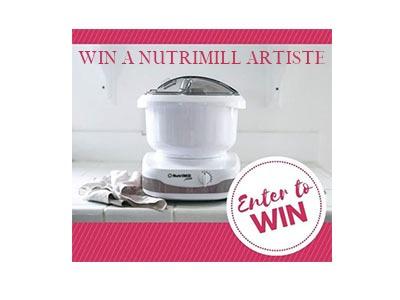 Win a NutriMill Artiste