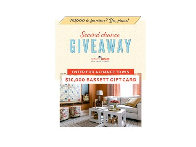 Bassett Furniture Sweepstakes - Ends Aug 18th - Golden Goose