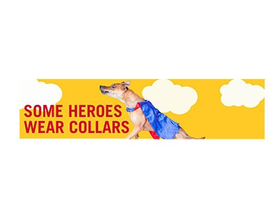 Some Heroes Wear Collars Giveaway