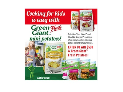 Cooking for Kids is Easy Sweepstakes