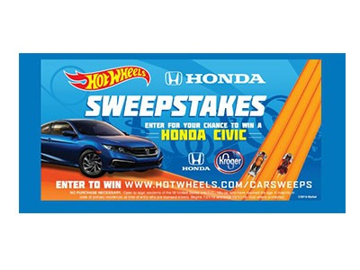 Hot Wheels Honda Sweepstakes - Ends Oct 12th - Golden Goose