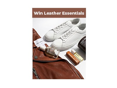 Win The Ultimate Leather Essentials Kit