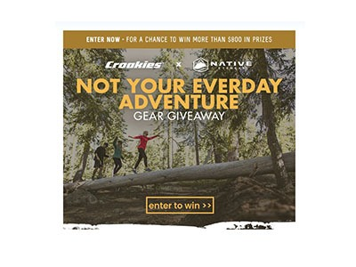 Not Your Everyday Adventure Giveaway