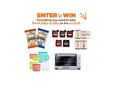 Sweet PotaTOASTS PB&J Party Sweepstakes