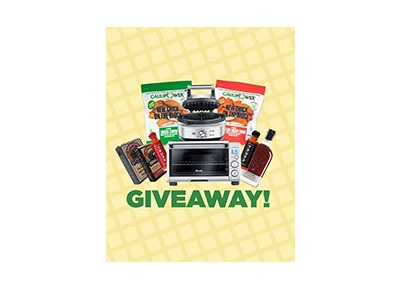 Chicken and Waffle Sweepstakes