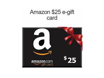 Garwor Amazon Gift Card Giveaway