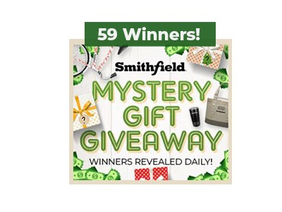 Smithfield Mystery Gift Giveaway