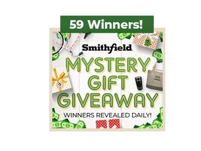 Smithfield Mystery Gift Giveaway