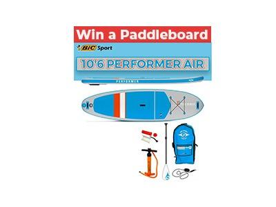 Bic Paddleboard Giveaway