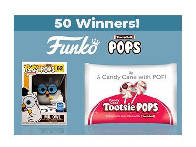 Tootsie Roll Funko Pop Giveaway
