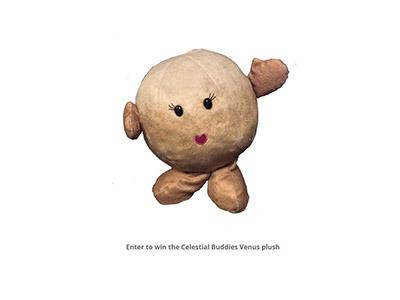 Celestial Buddies Venus Plush Giveaway