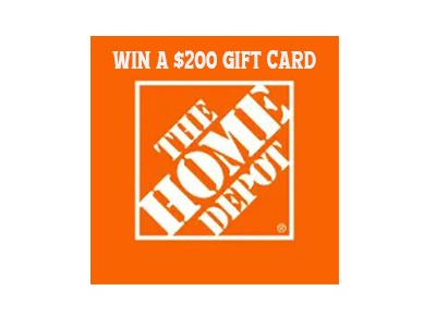 Home Depot Gift Card Sweepstakes
