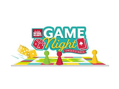Natural Delights Game Night Sweepstakes