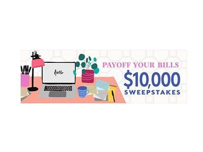 Pay Your Bills Sweepstakes