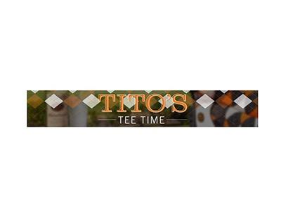Titos Tee Time Text to Win Sweepstakes