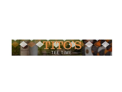 Titos Tee Time Text to Win Sweepstakes