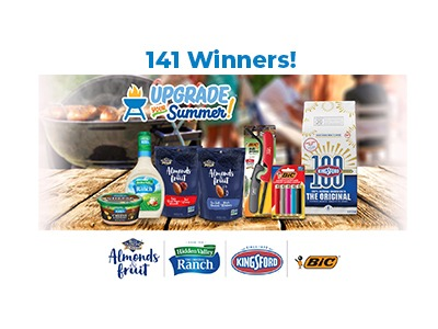 Upgrade Your Summer Sweepstakes
