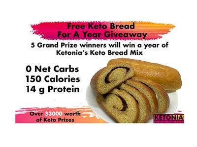 Ketonia Year Of Bread Giveaway