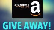 $10 Amazon gift card giveaway