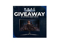 Enter to win a 24 Samsung Gaming Monitor